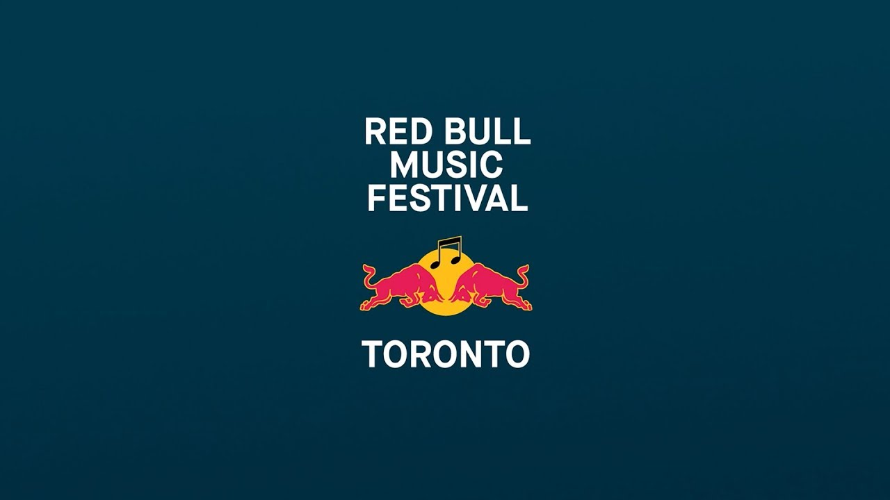 THE RED BULL MUSIC FESTIVAL IS SET TO RETURN TO TORONTO AND MONTREAL THIS FALL