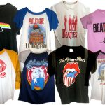 Rules on Wearing, Designing, and Selling Band T-Shirts